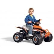 Carrinho elétrico Quadriciclo Corral T-Rex Arancio 12volts - Pegperego