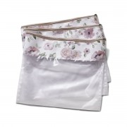 Conjunto com 3 saquinhos para bolsa maternidade flora - Masterbag Baby