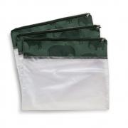 Conjunto com 3 saquinhos para bolsa maternidade Safari - Masterbag Baby