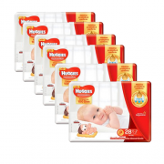 Fralda Huggies Supreme Care Jumbo Kit com 168 un Tam. P