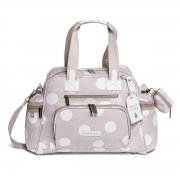 Kit Bolsa maternidade com Mochila Urban Bubble Rosa - Masterbag Baby