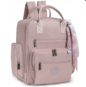 Kit Bolsa maternidade Flora - Masterbag Baby