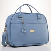Kit bolsa Maternidade Milão Azul - Just Baby