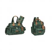 Kit Bolsa maternidade Safari Bolsa e  mochila - Masterbag Baby