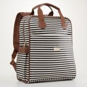 Kit de mala de rodinha e bolsa mochila maternidade Liverpool - Just Baby
