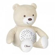 Luminária e Projetor Chicco First Dreams Bebê Urso - Neutro
