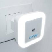 Luminária LED com sensor square - Clingo