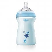 Mamadeira Anti-refluxo Azul Step Up 330Ml - Chicco