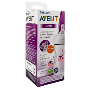 Mamadeira Pétala Avent Anti-Cólica Decorada Unicórnio 260ml - Philips Avent