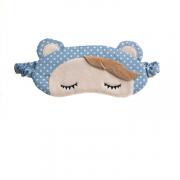 Máscara Tapa Olho Angela Azul - Metoo