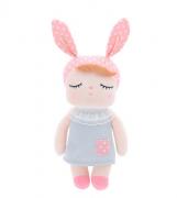 Mini Metoo Doll Angela Clássica Cinza 21 cm - Metoo