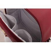 Mochila de maternidade Vermelha - Coleção Colours - By Children