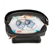 Mochila de maternidade Rosa coleção prática - Pirulitando Baby