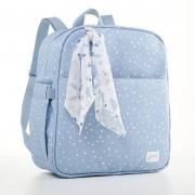 Mochila maternidade Azul Bunny - Just Baby