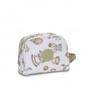 Nécessaire baby maternidade Caqui - Coleção Baby - Masterbag Baby