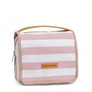 Nécessaire de viagem Coleção Brooklin Rosa - Masterbag Baby