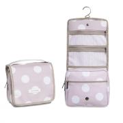 Nécessaire viagem maternidade Bubble Rosa - Masterbag Baby