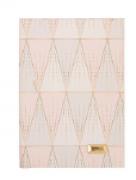 Porta Carteira de vacinação coleção Luxor rosa - Lequiqui