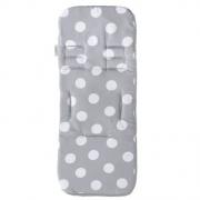 Protetor de carrinho Bubble Cinza - Masterbag Baby