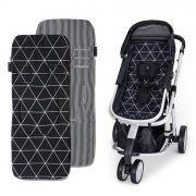 Protetor de carrinho Manhattan Preta - Masterbag Baby