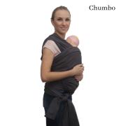 Wrap Sling Malha chumbo 5 mts - akachan slingueria