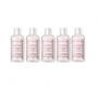 Álcool gel 70% higienizante para as mãos 60ml rosa Kit com 6 - Giovanna Baby