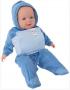 Almofada com Cinta Térmica de Ervas Naturais para Alívio das Cólicas e Gases Poá Rosa - Bebê sem Cólica