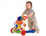 Andador e Brinquedo Primeiros passos musical - Chicco