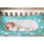 Cama Primeiro Sono Verde água - Baby Pil