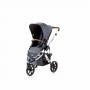 Carrinho com bebê conforto Salsa 3 Asphalt Diamant - Abc Design