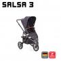Carrinho de bebê Salsa 3 Style Street - Abc Design