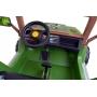 Carrinho elétrico Quadriciclo Ranger 538 verde 12volts - Pegperego