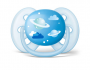 Chupeta ultra Soft Decorada - 06-18 Meses Menino - Philips Avent