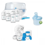 Kit Avent pétala com 9 peças azul - Philips Avent