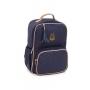 Kit Bolsa de maternidade com mala e mochila Atlanta Azul - Lequiqui