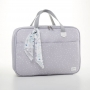 Kit bolsa maternidade com mala e mochila Térmica Cinza Bunny - Just Baby