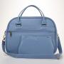 Kit bolsa Maternidade com mala Milão Azul - Just Baby