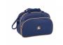 Kit bolsa maternidade - Coroa Azul marinho
