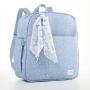 Kit bolsa maternidade e mochila Azul Bunny - Just Baby
