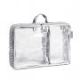 Kit de Bolsa Maternidade com 6 itens Bubble Cinza - Masterbag Baby