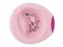 Kit de prato com copo para bebês Rosa colher azul - Chicco (6 meses +)