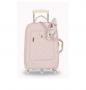 Kit mala maternidade com rodinha e bolsa everyday Ballet Rosa - Masterbag Baby