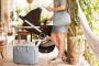 Mala de maternidade Milão Azul - Just baby