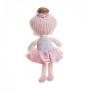 Mini Boneca Metoo Angela Lai Ballet Rosa 20 cm - Metoo