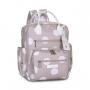 Mochila maternidade térmica Bubble Rosa - Masterbag Baby