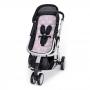 Protetor de carrinho Buble Rosa - Masterbag Baby