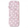 Protetor de carrinho Bubble Rosa - Masterbag Baby