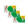 Toalha Umedecida Huggies Max clean kit com 3 pacotes com 288 un