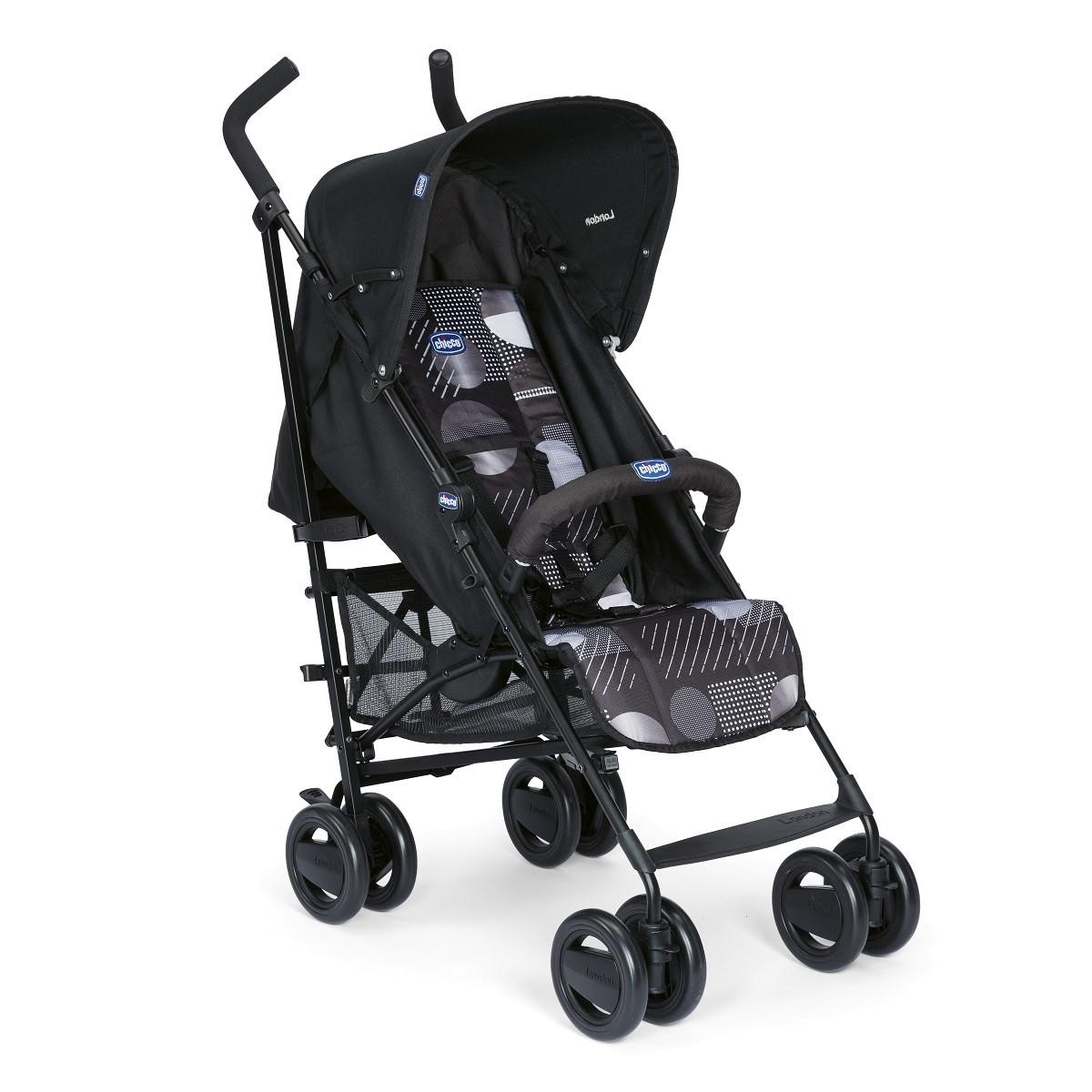 Carrinho de bebê London Up Matrix até 15 kg - Chicco