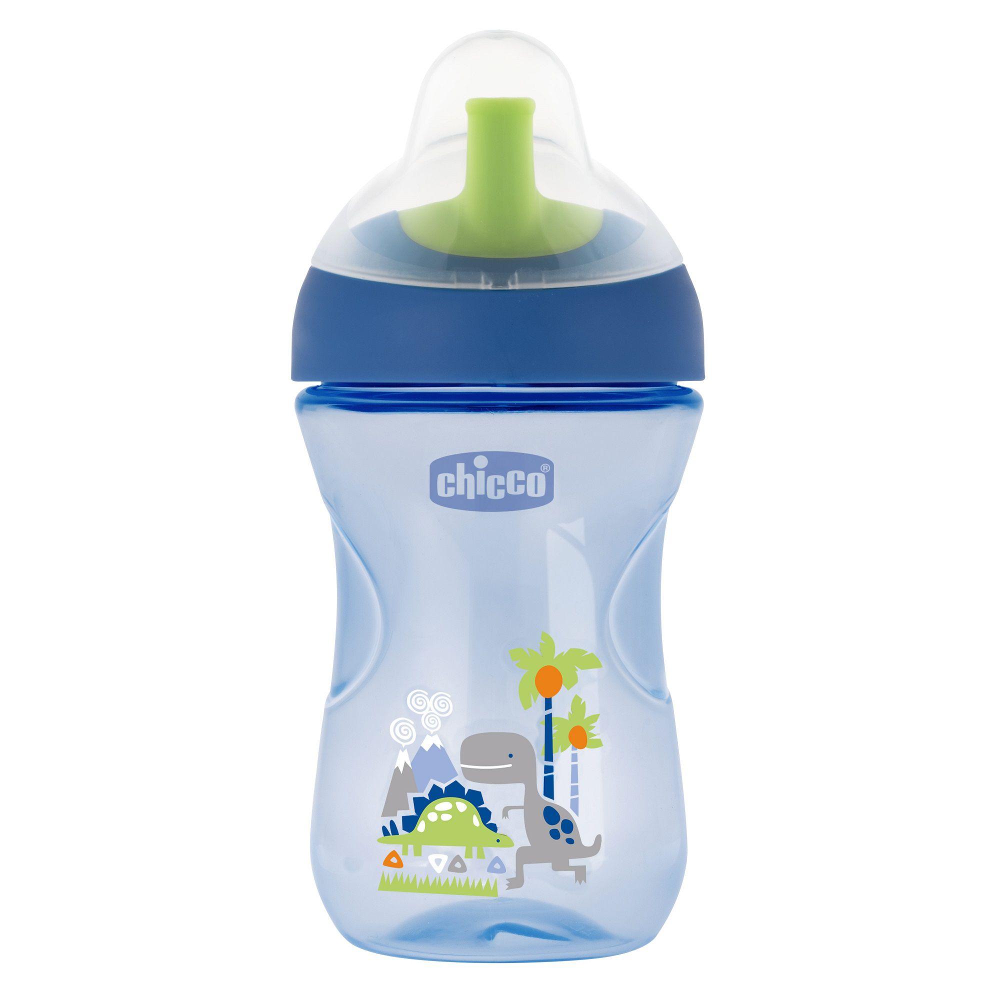 Copo para bebês Advanced Cup 12M+ Azul escuro - Chicco